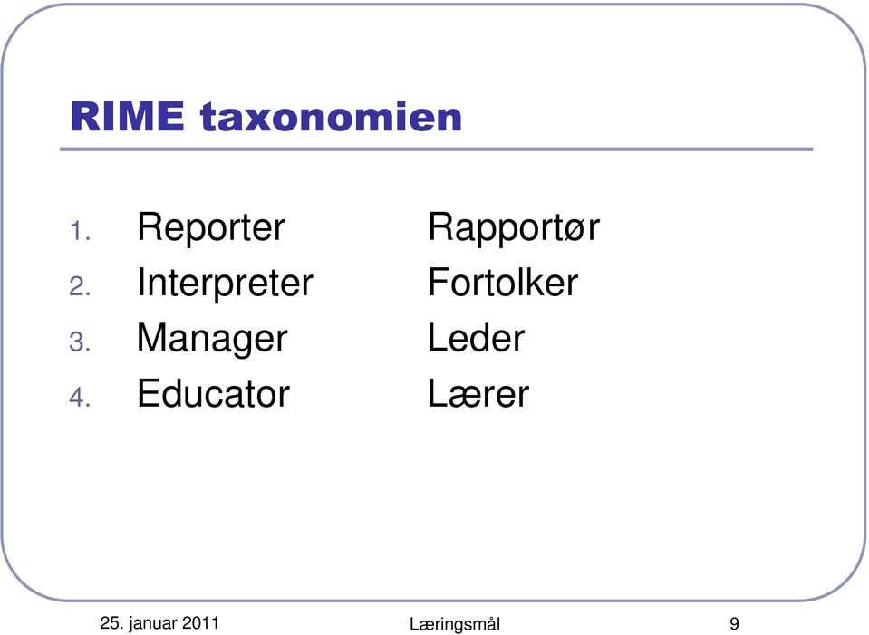 Interpreter Fortolker 3.
