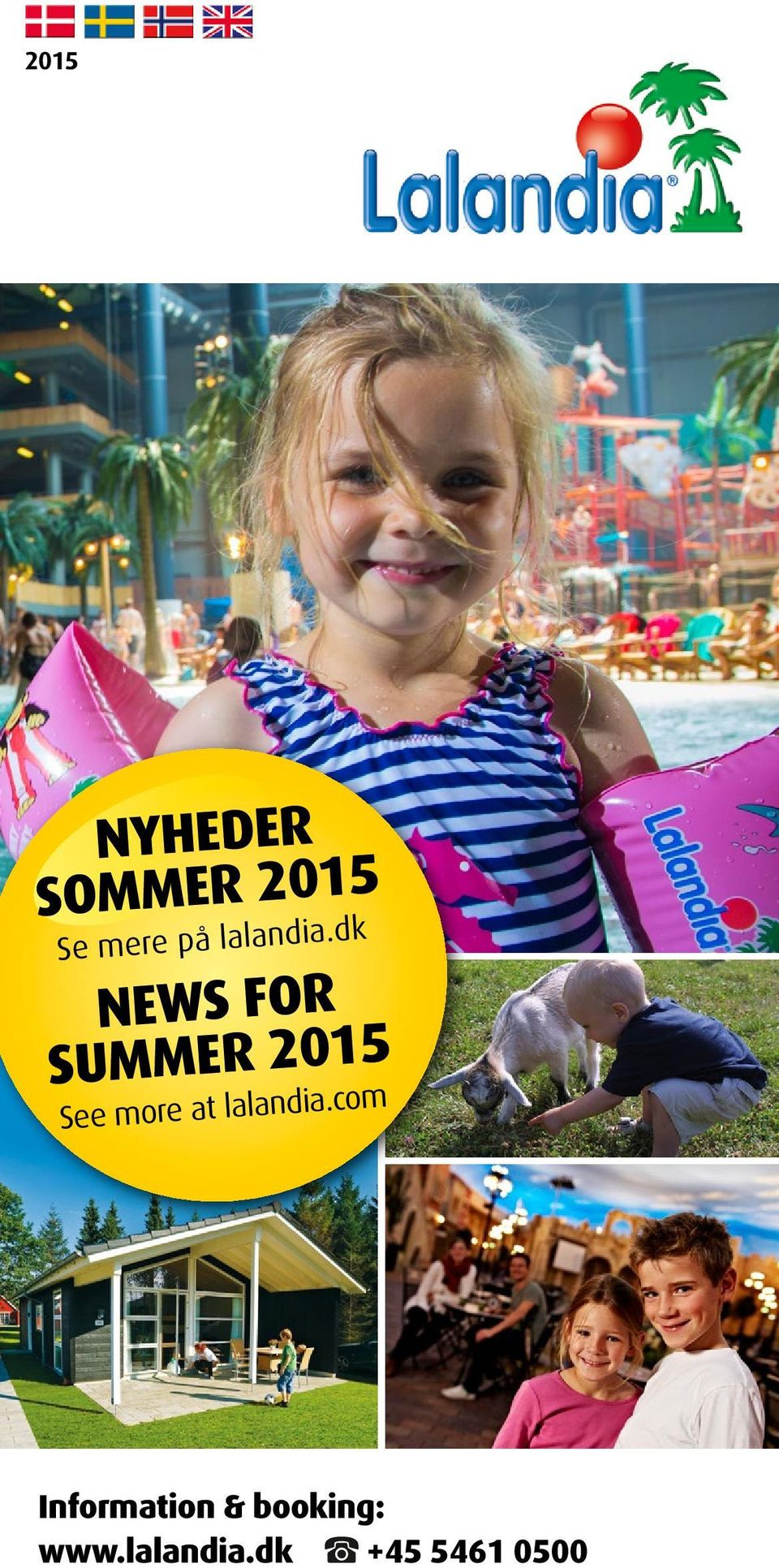 dk NEWS FOR SUMMER 2015 See