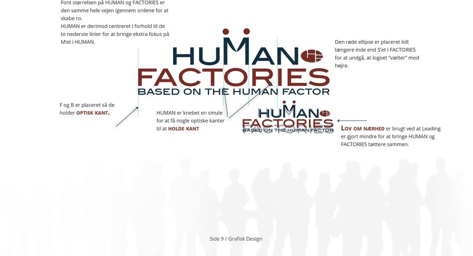 an factories based on the human factor HUMAN er knebet en smule for at få nogle optiske kanter til at holde kant human factories factories based on the human