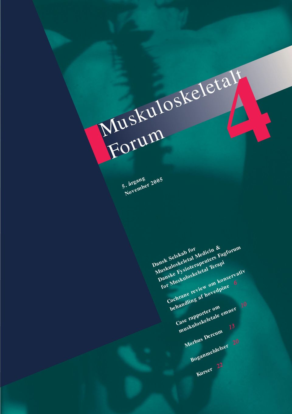 Fysioterapeuters Fagforum for Muskuloskeletal Terapi Cochrane review om