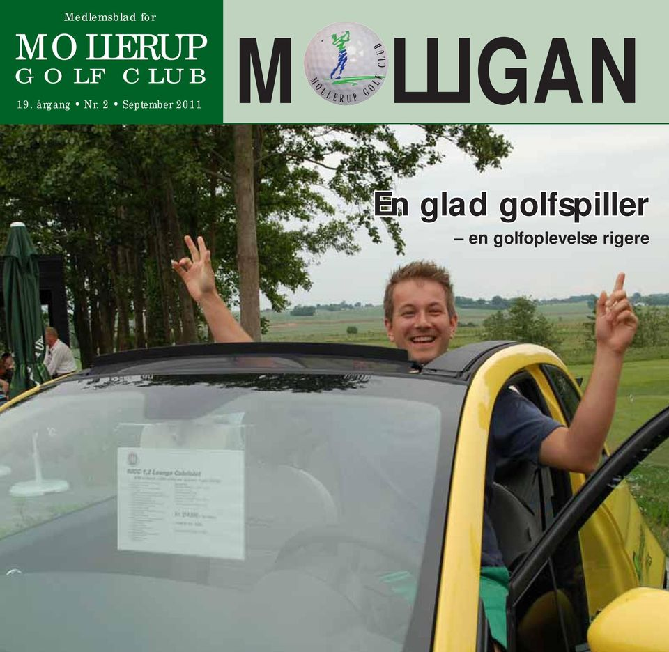 2 September 2011 M LLIGAN M O L L E R U P