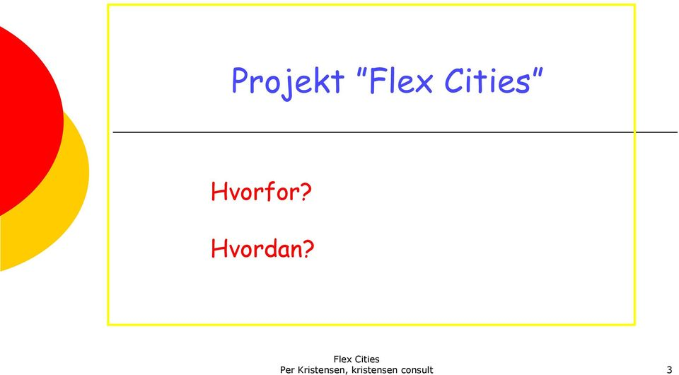 Flex Cities Per