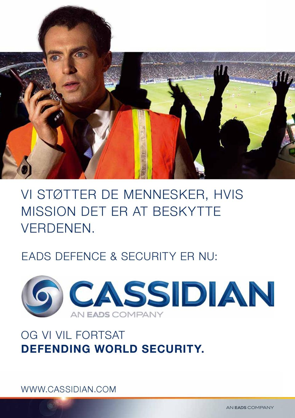 EADS DEFENCE & SECURITY ER NU: OG VI