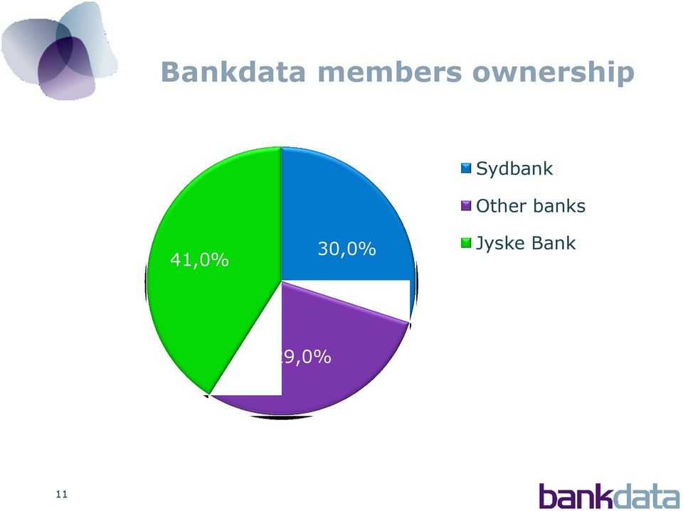 Other banks 41,0%