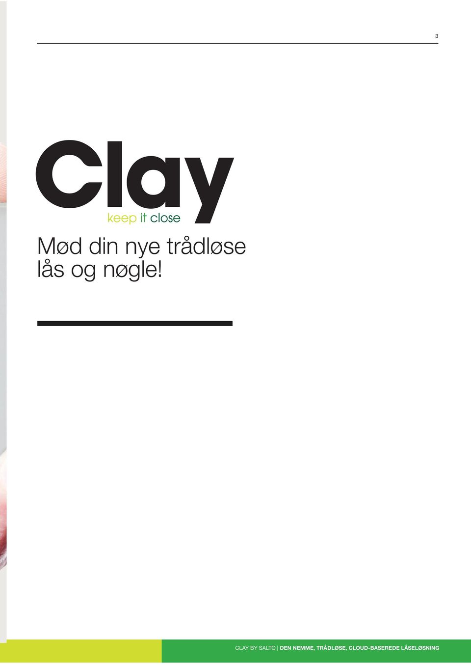 CLAY BY SALTO DEN NEMME,
