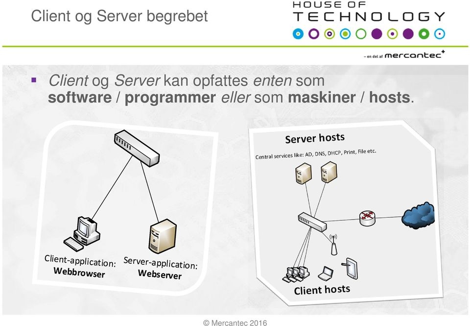 opfattes enten som software