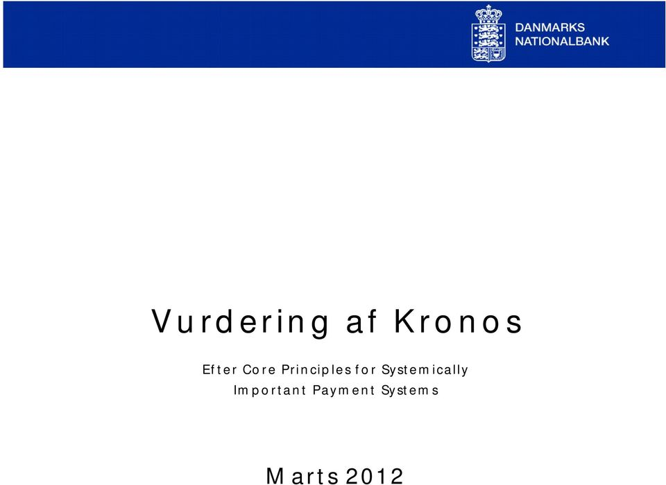for Systemically