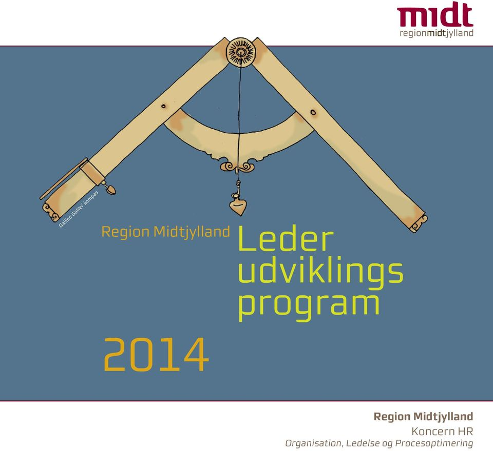 program 2014 Region Midtjylland