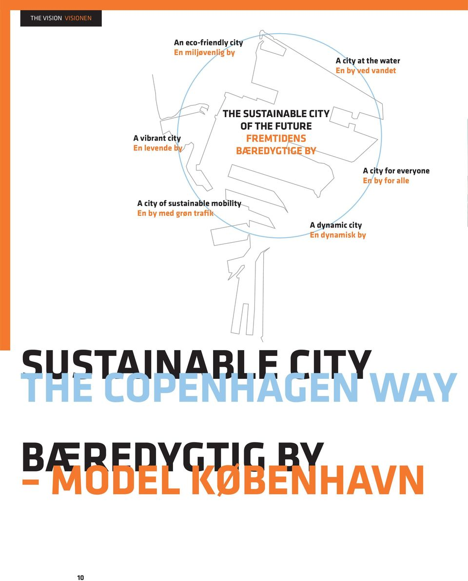 BÆREDYGTIGE BY A city for everyone En by for alle A city of sustainable mobility En by med