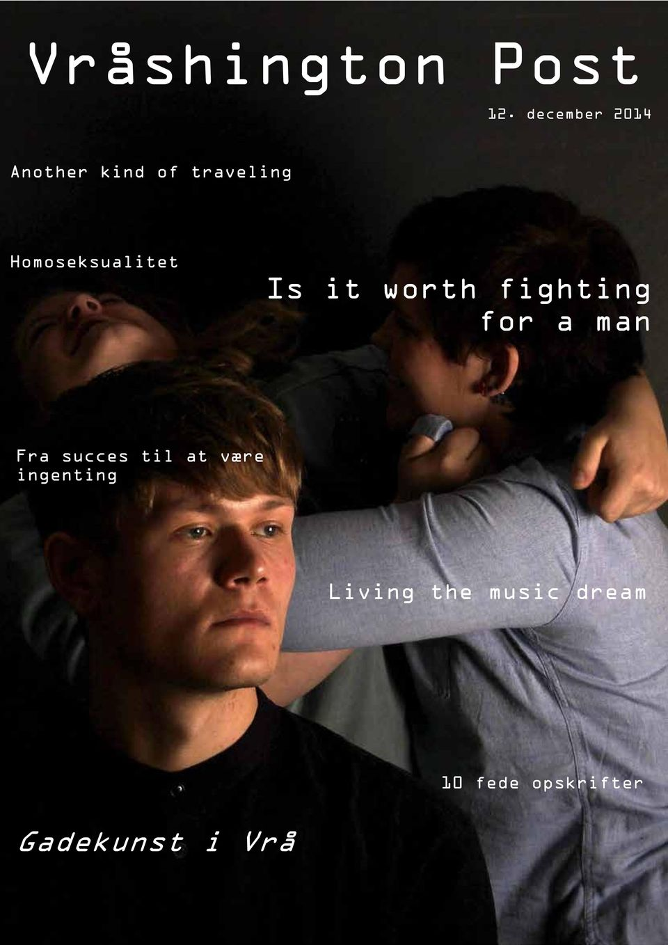 Homoseksualitet Is it worth fighting for a man