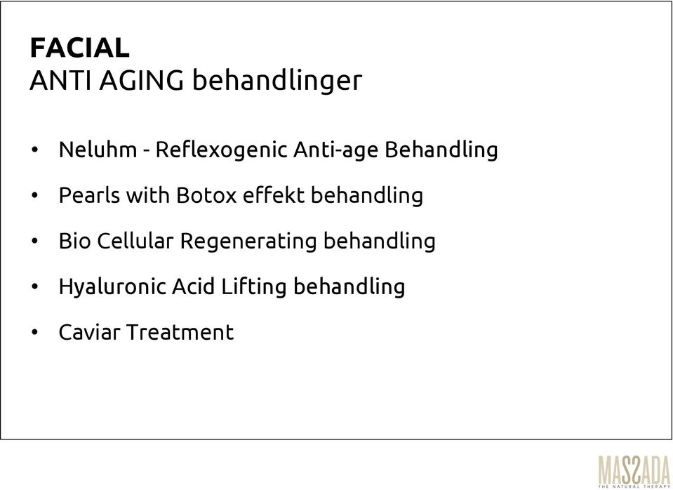 Botox effekt behandling Bio Cellular Regenerating