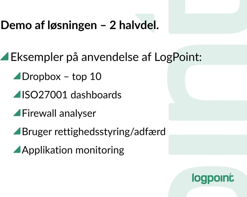 Dropbox top 10 ISO27001 dashboards Firewall