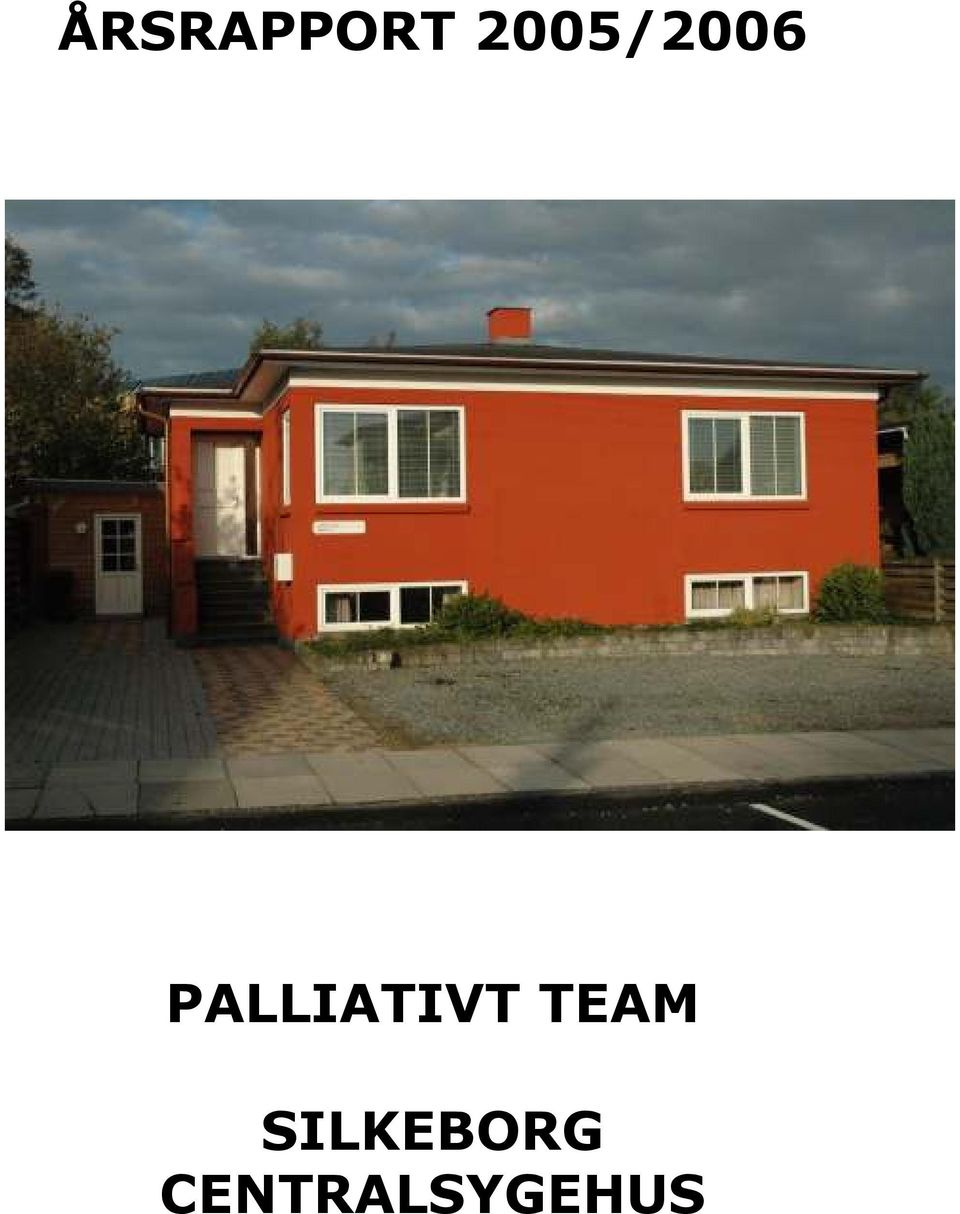 PALLIATIVT TEAM