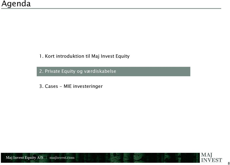 Invest Equity 2.