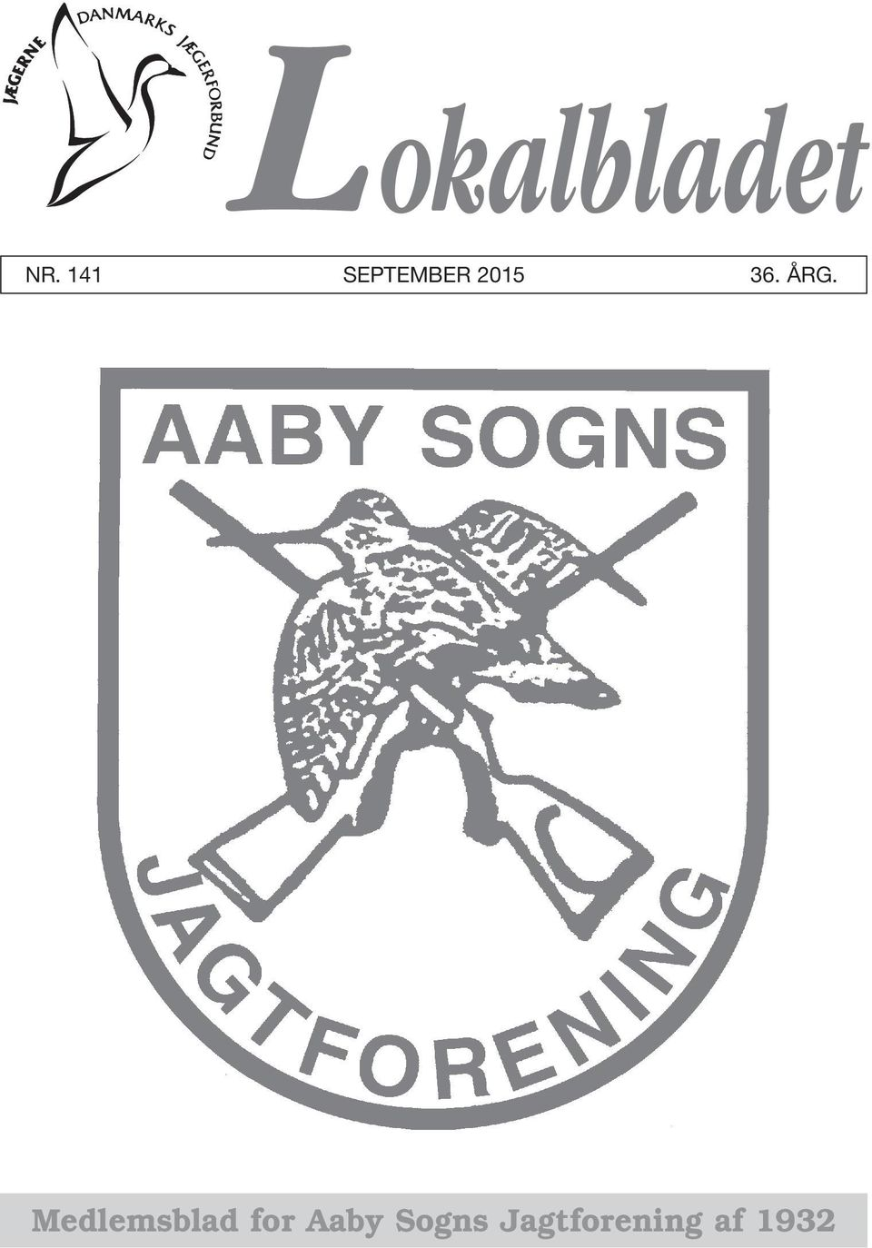 ÅRG. Medlemsblad for