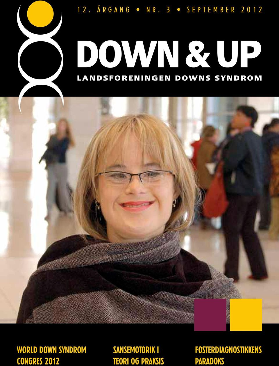 DOWNS SYNDROM World down syndrom congres