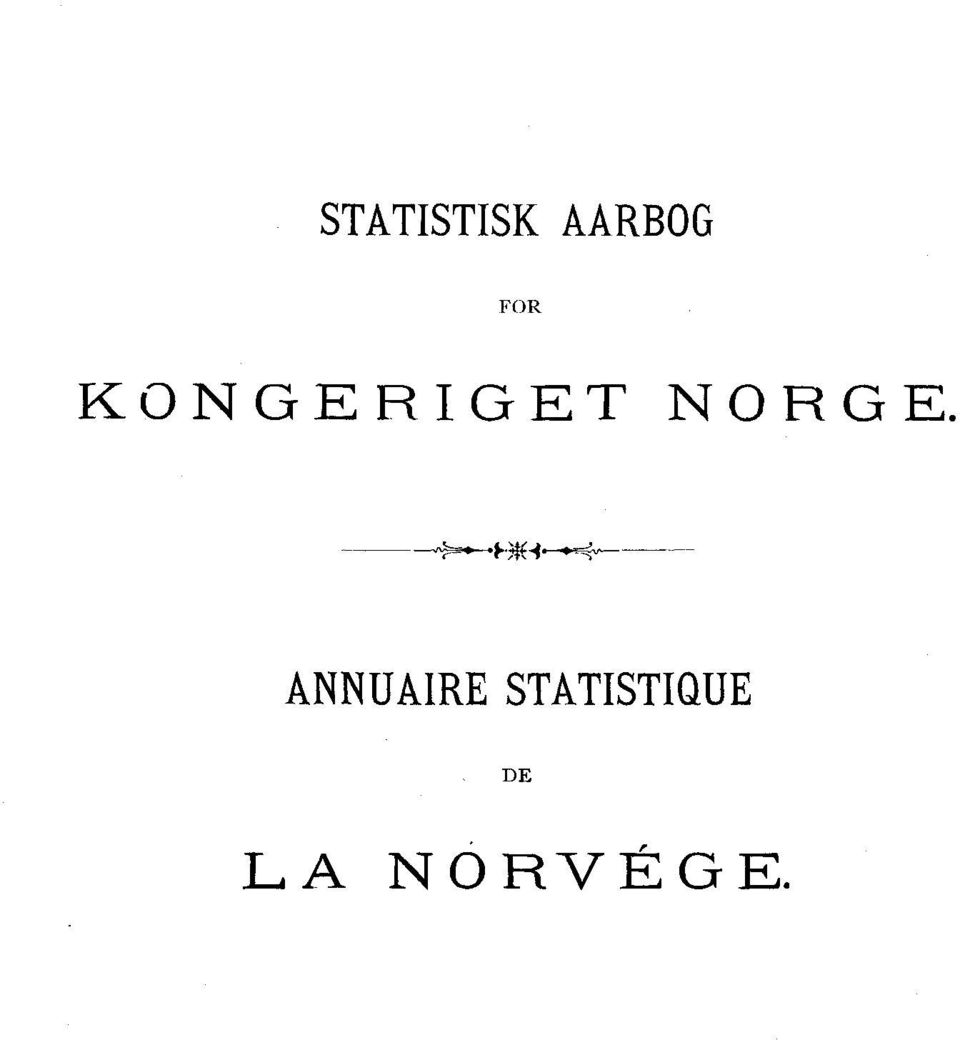 NORGE - ANNUAIRE