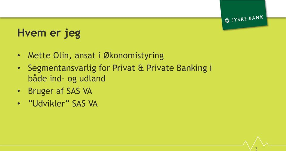 Privat & Private Banking i både ind-