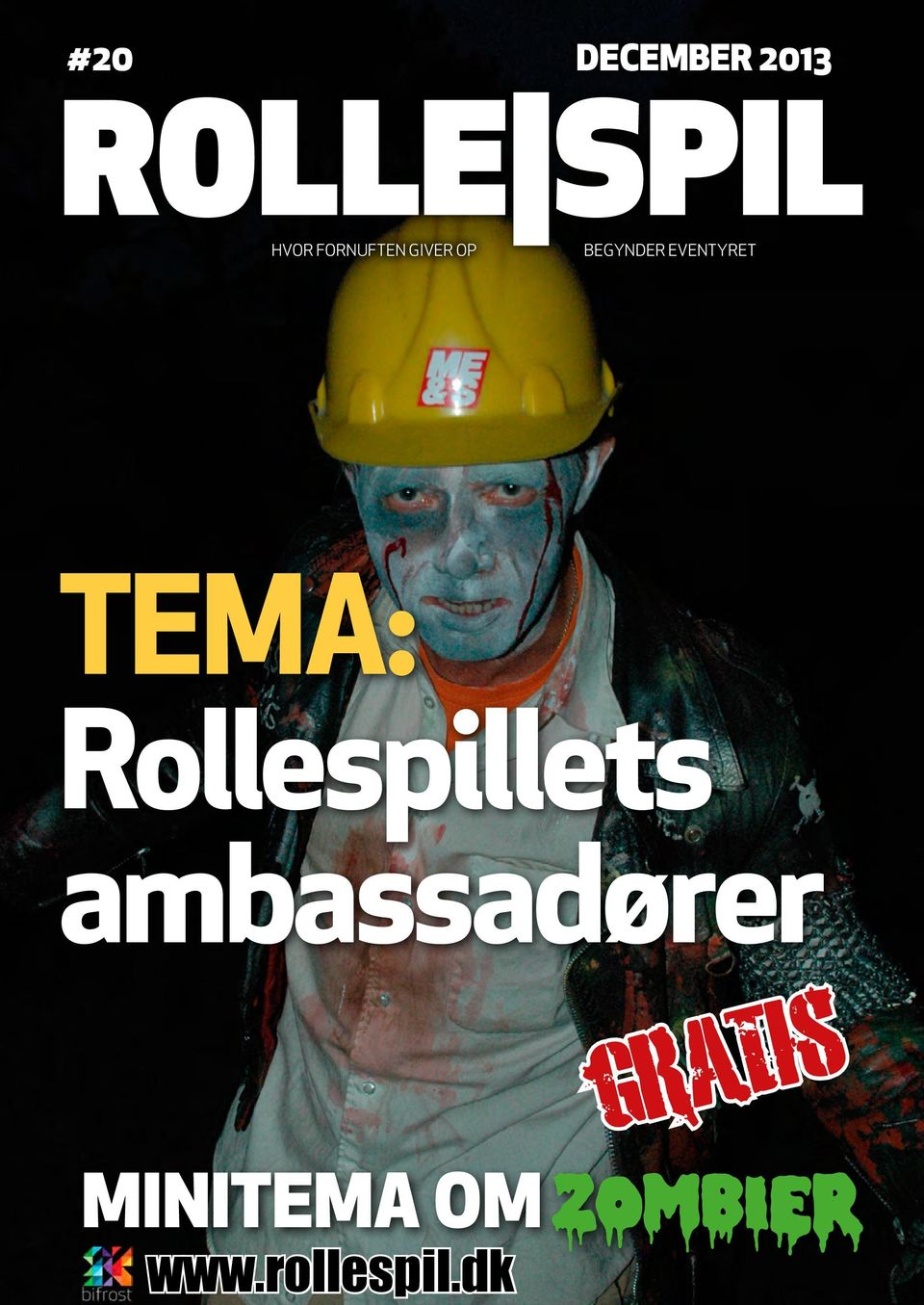 EVENTYRET TEMA: Rollespillets