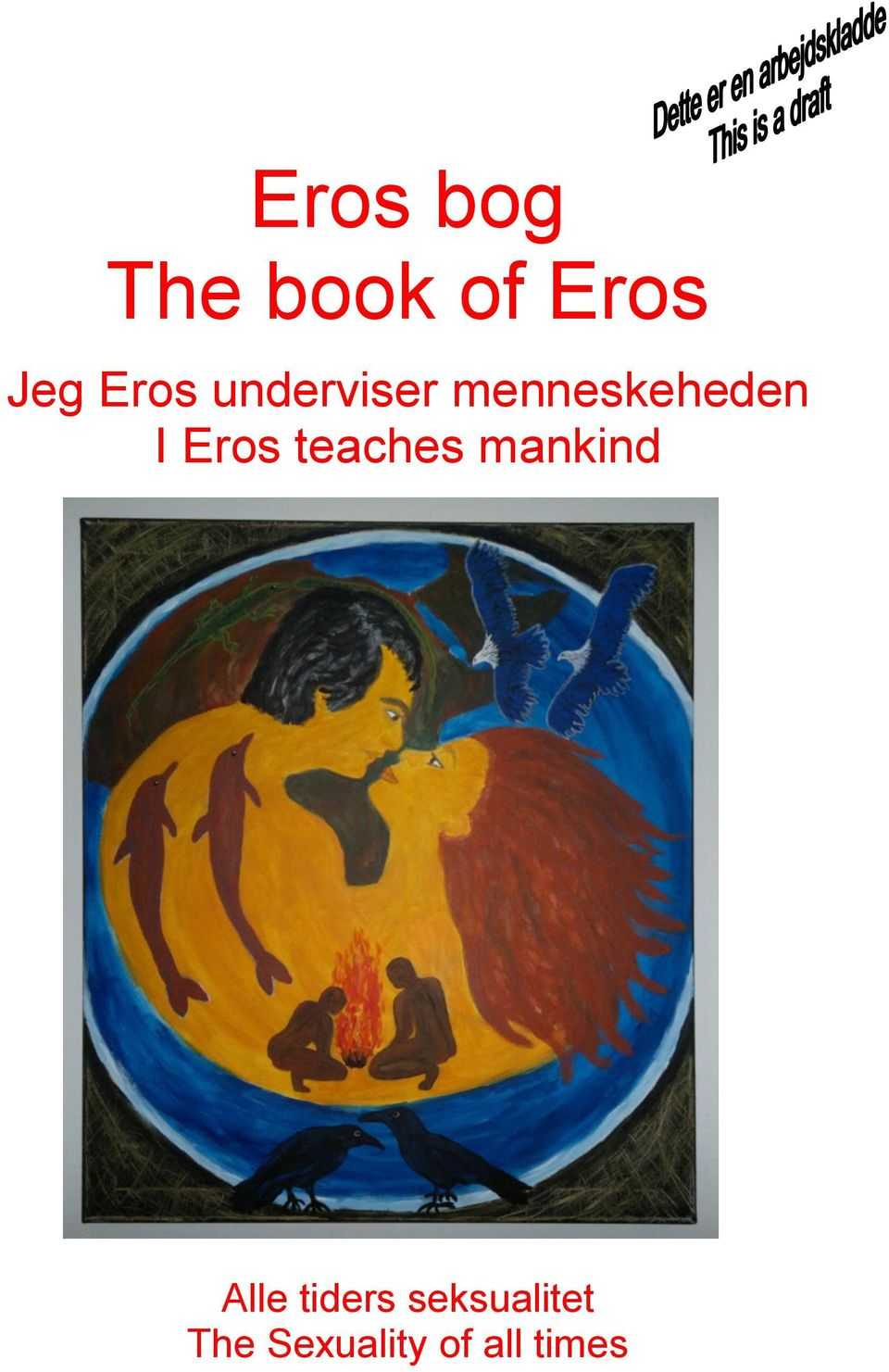 Eros teaches mankind Alle tiders