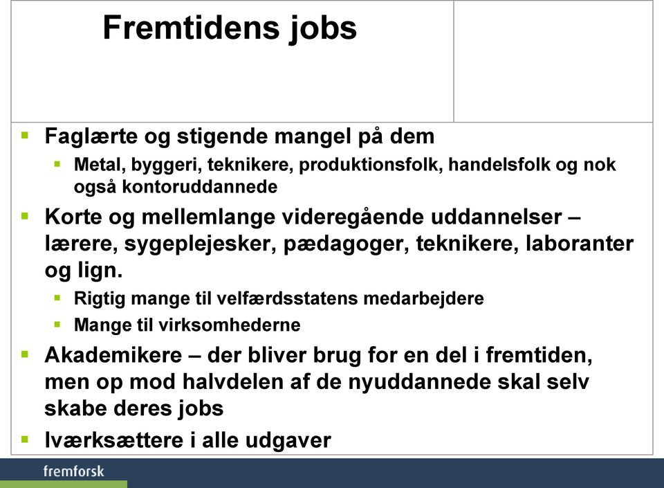 laboranter og lign.