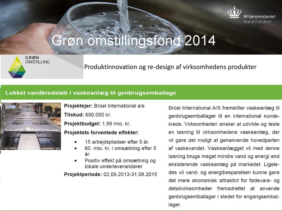 Produktinnovation og