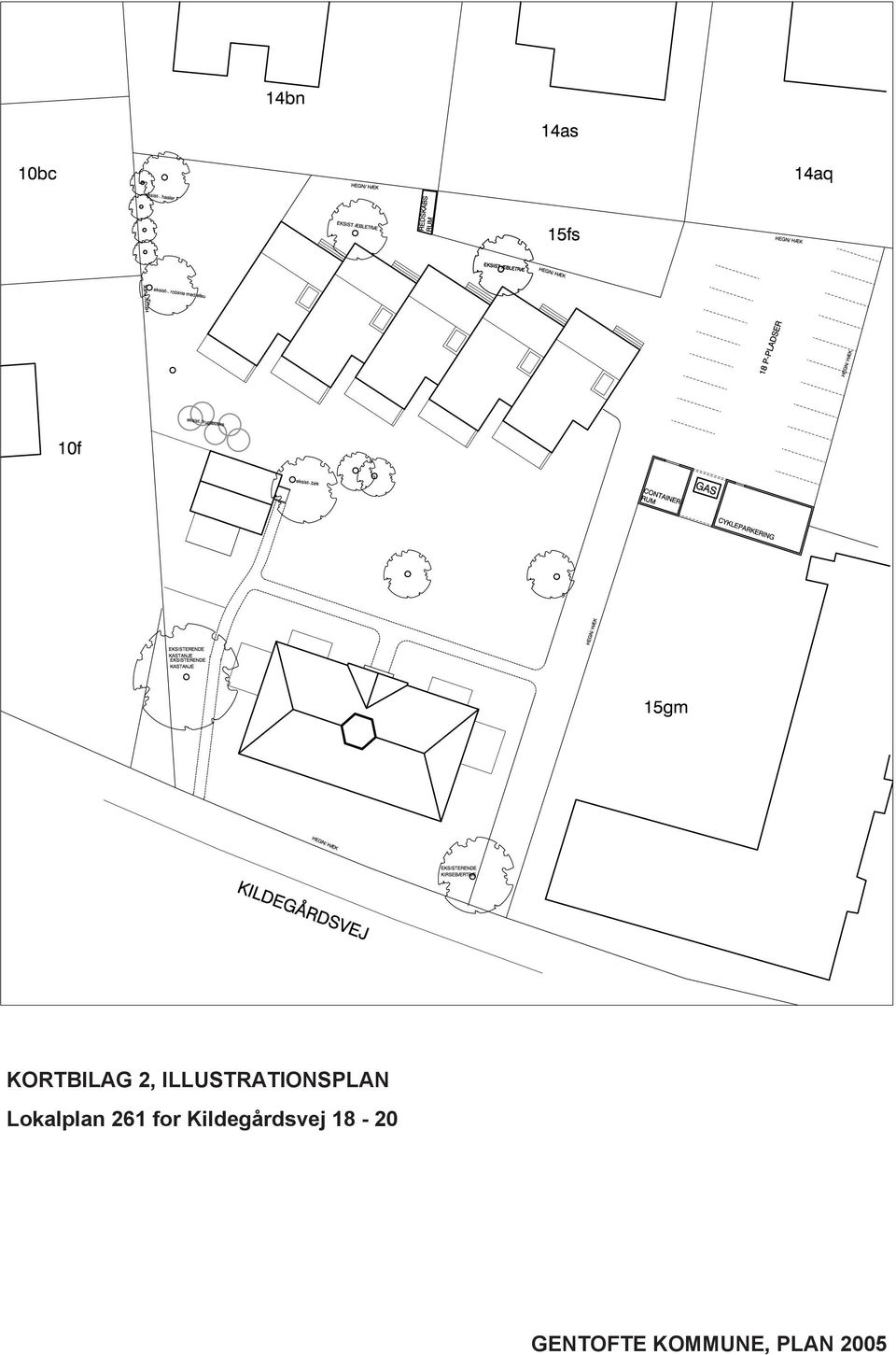 Lokalplan 261 for