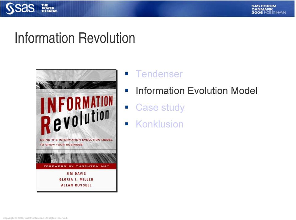 Evolution Model Case