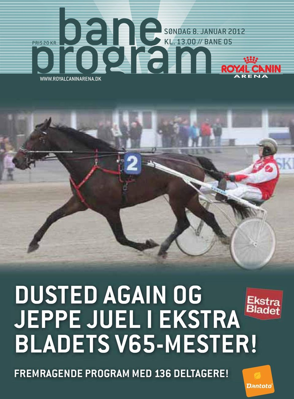 .00 // BANE 0 DUSTED AGAIN OG JEPPE JUEL I