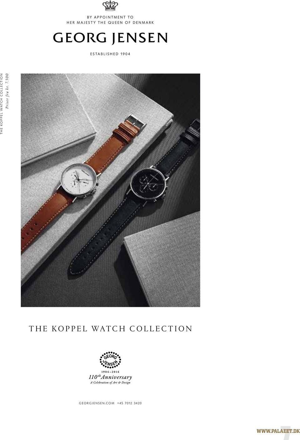 500 THE KOPPEL WATCH COLLECTION