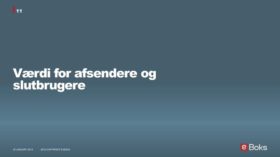 afsendere