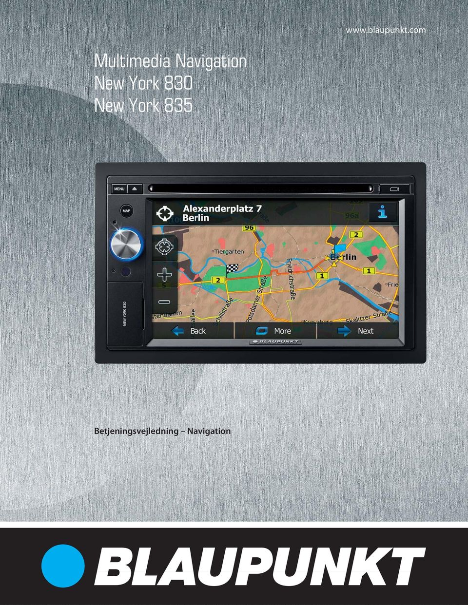 Navigation New York 830
