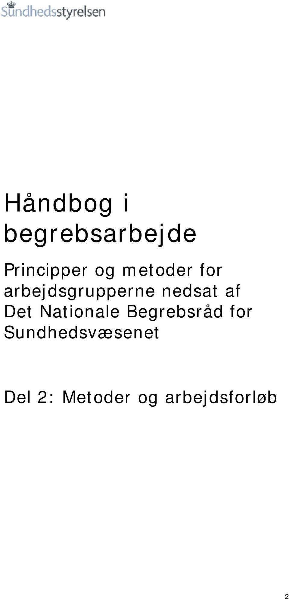 Det Nationale Begrebsråd for