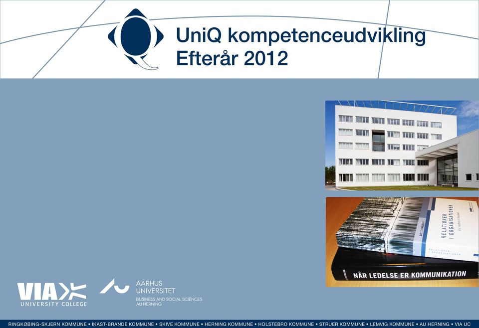 UNIVERSITET BUSINESS AND