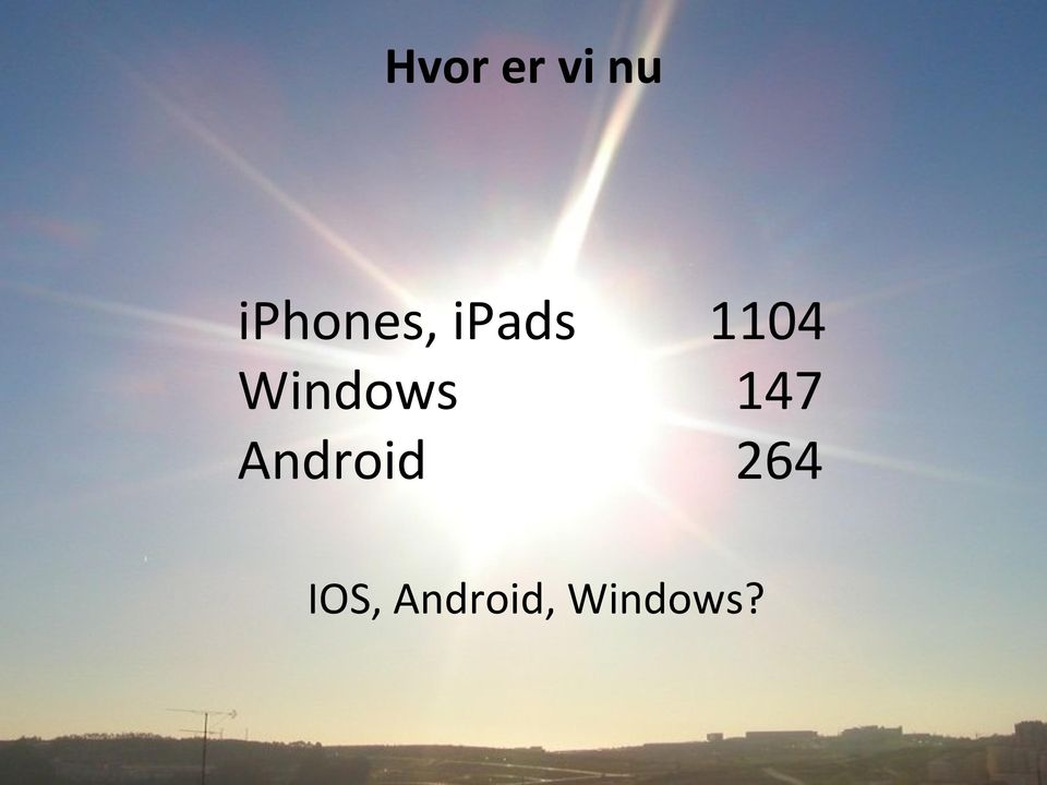 Windows Android