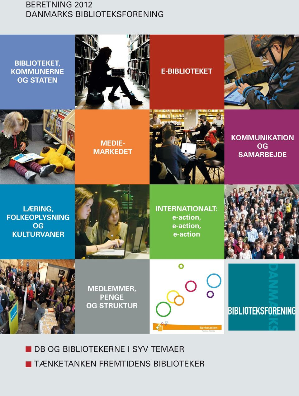 FOLKEOPLYSNING OG KULTURVANER INTERNATIONALT: e-action, e-action, e-action