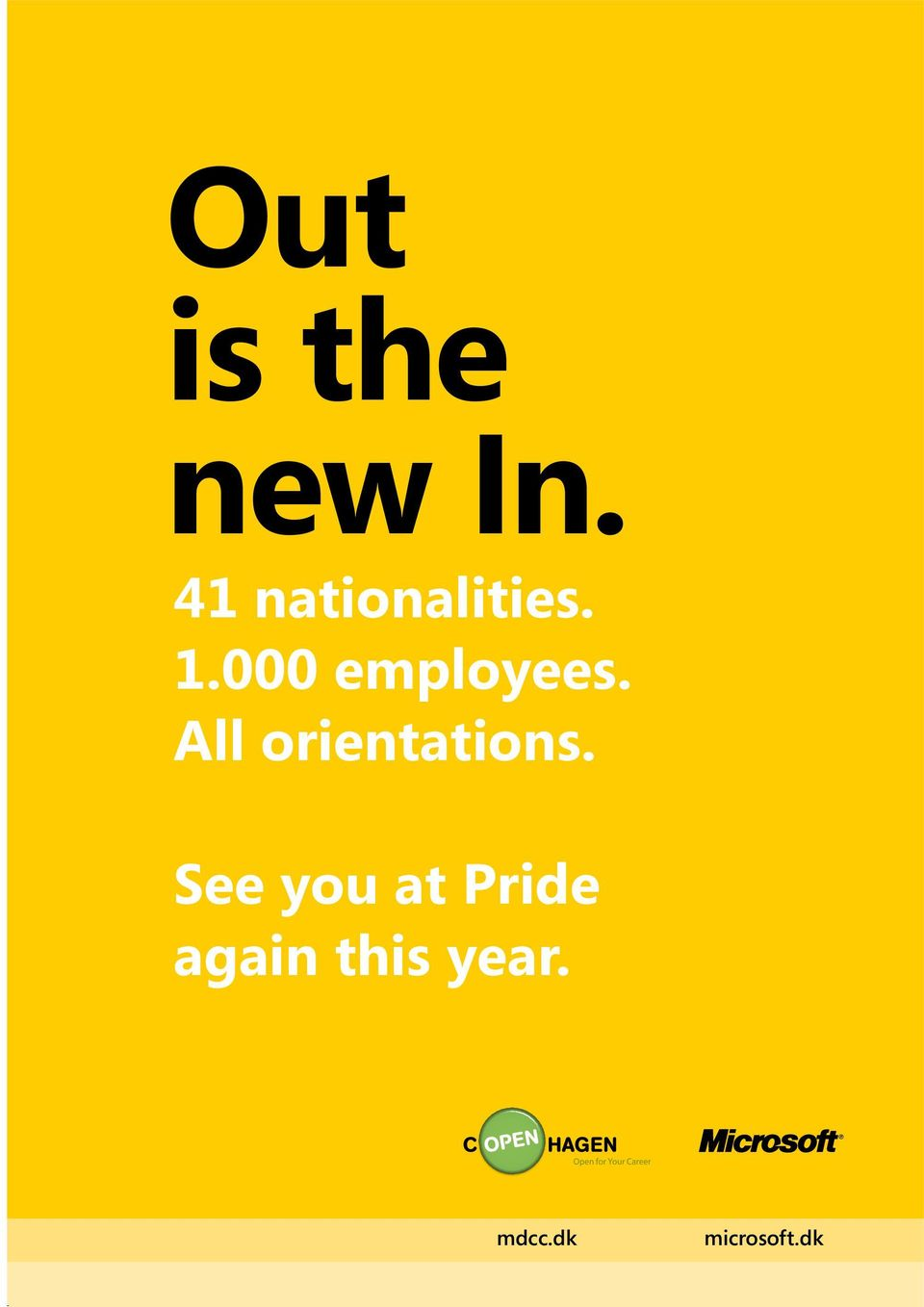 000 employees. All orientations.