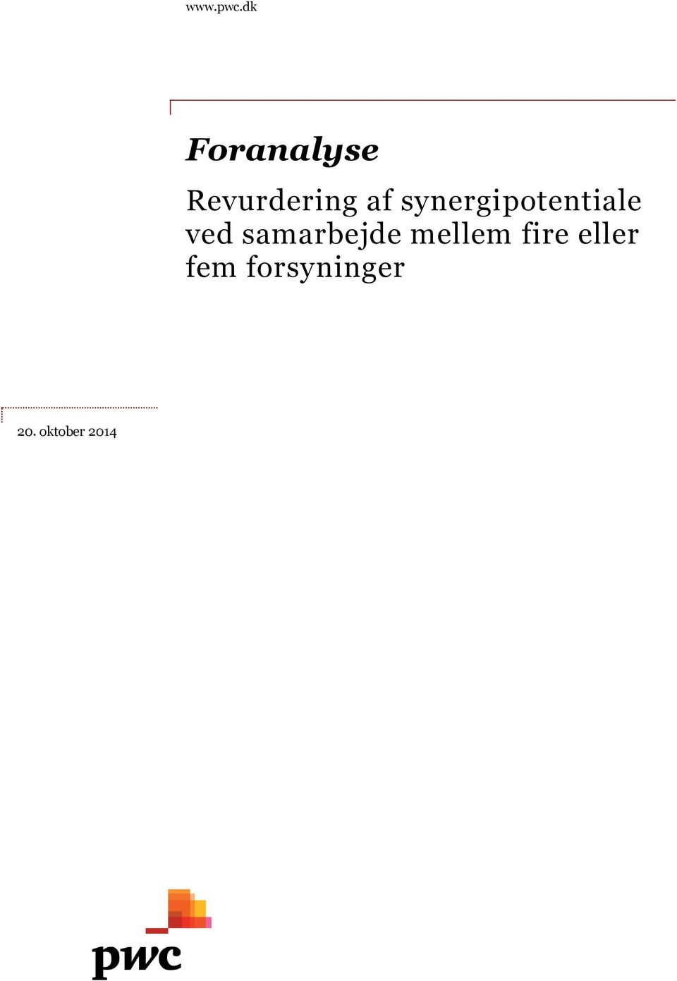 synergipotentiale ved