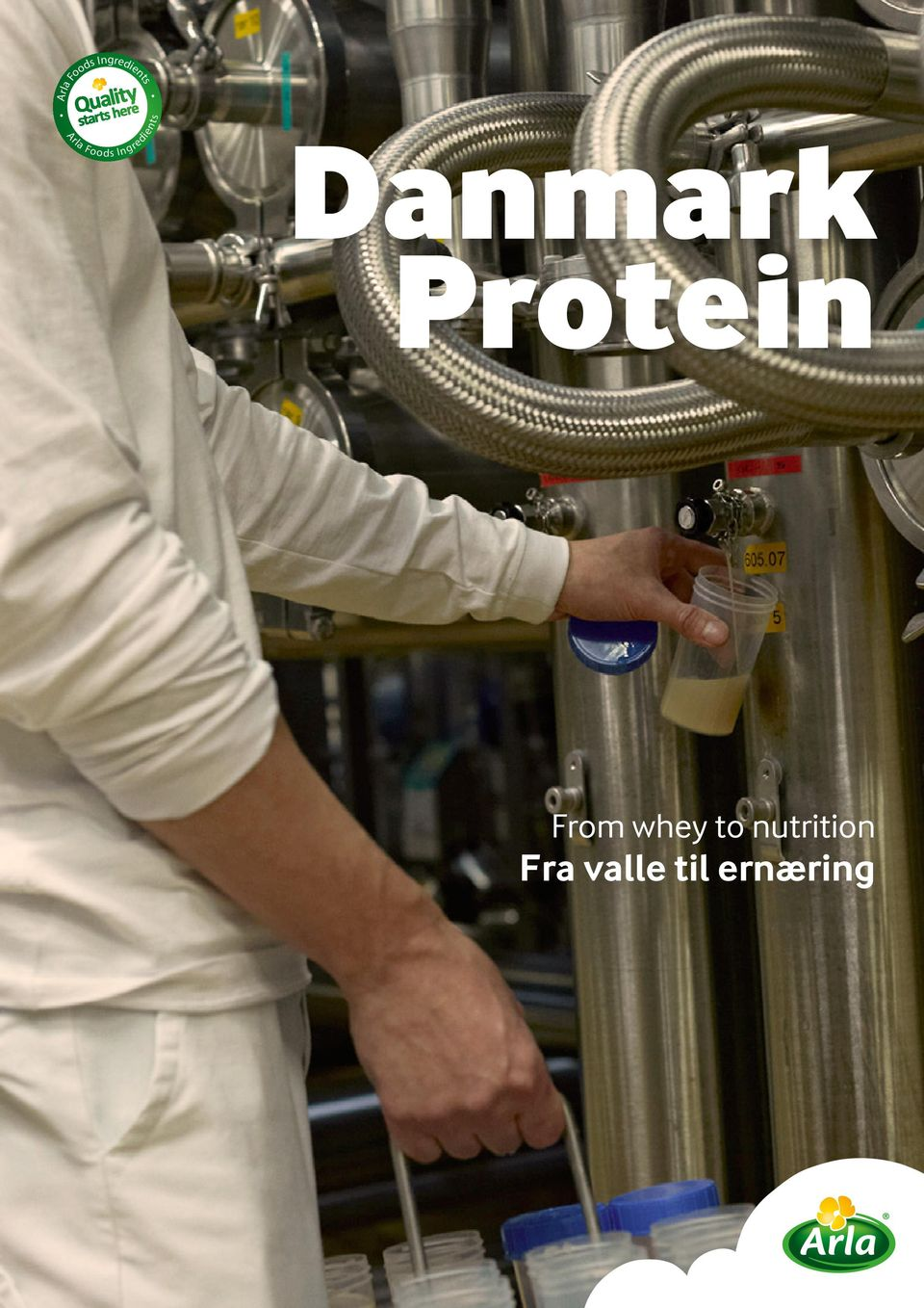 Danmark Protein From whey