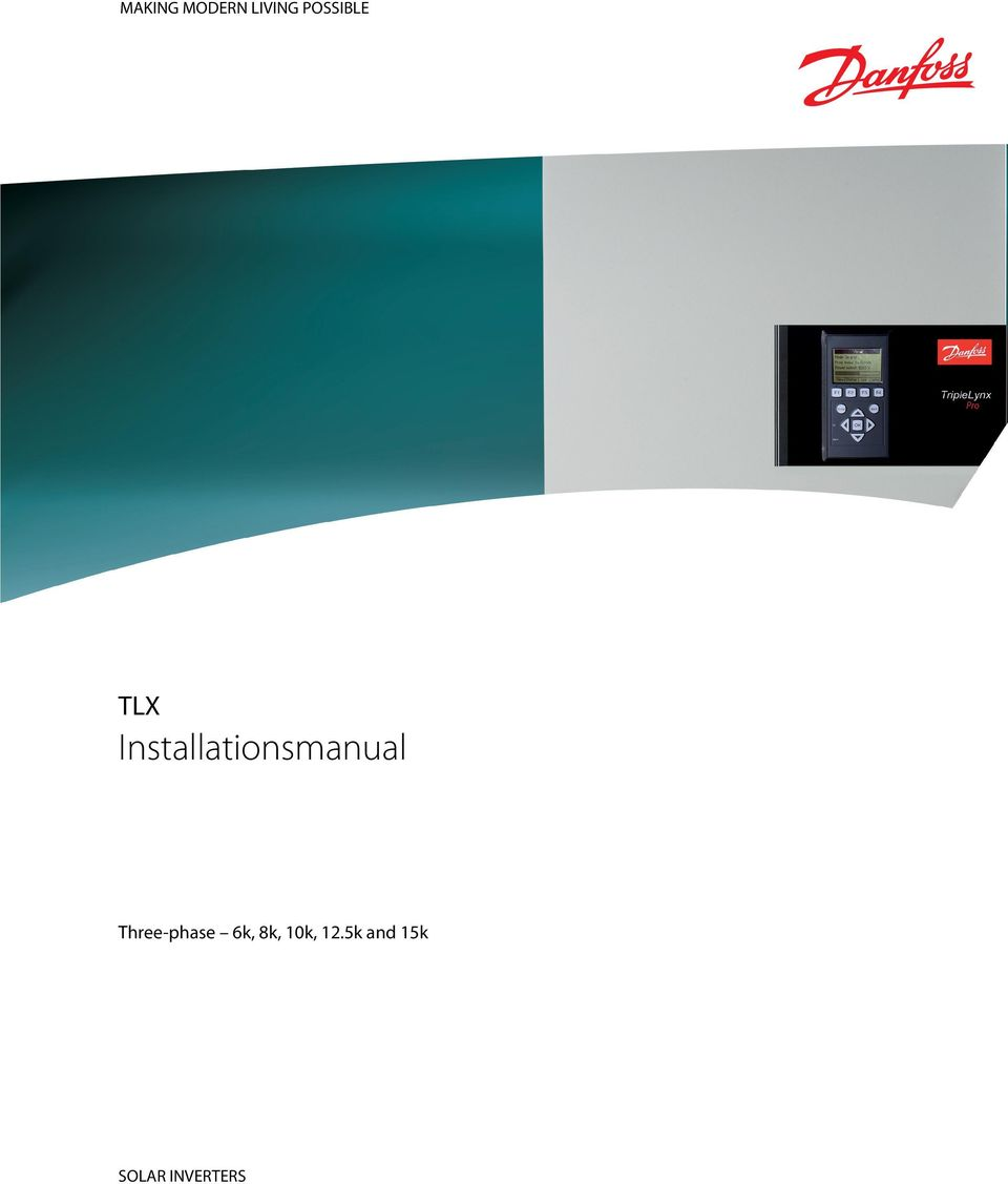 Installationsmanual
