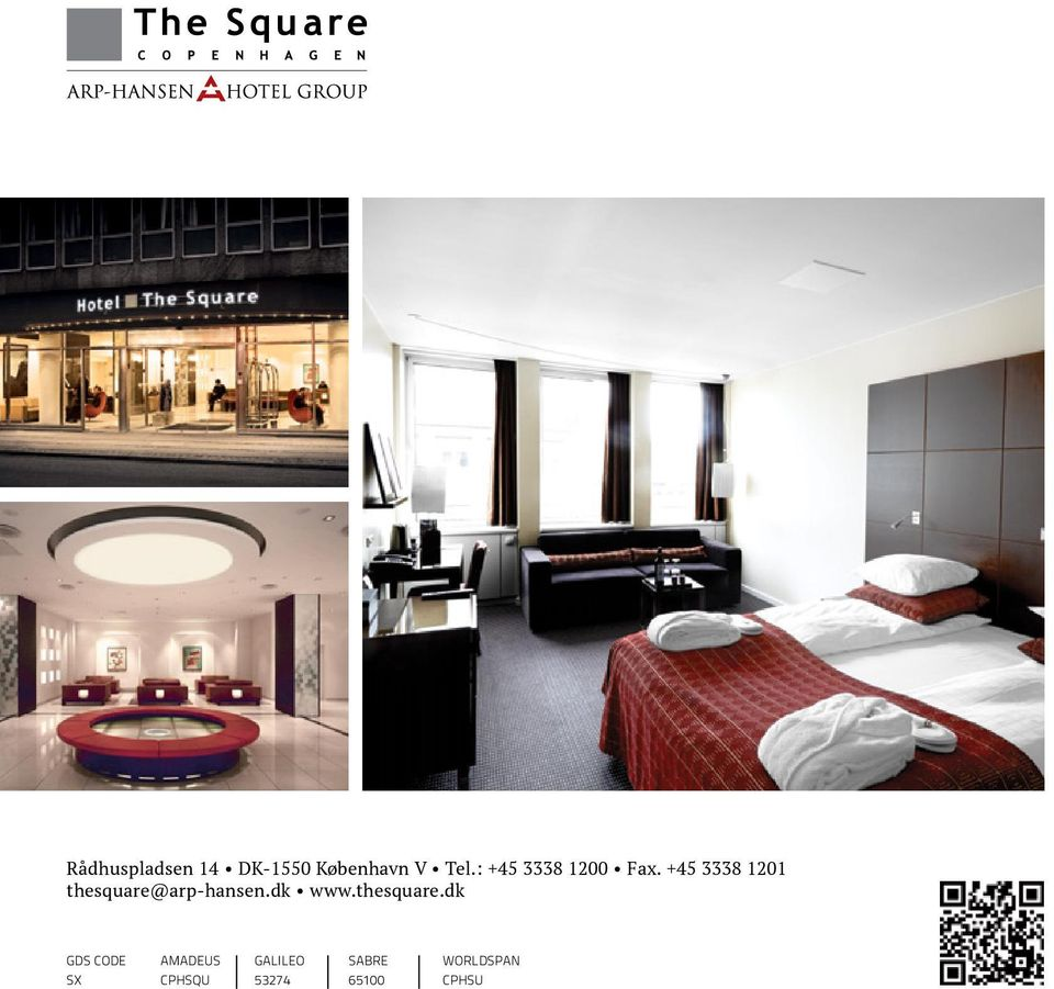 +45 3338 1201 thesquare@arp-hansen.