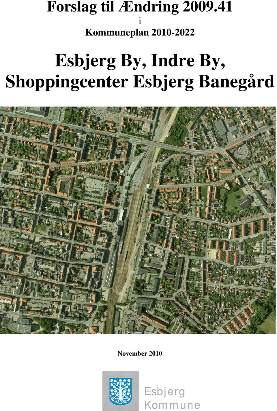Esbjerg By, Indre By,