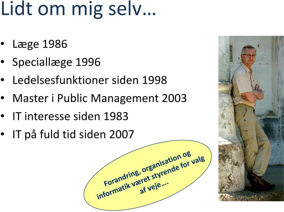 Master i Public Management 2003 IT