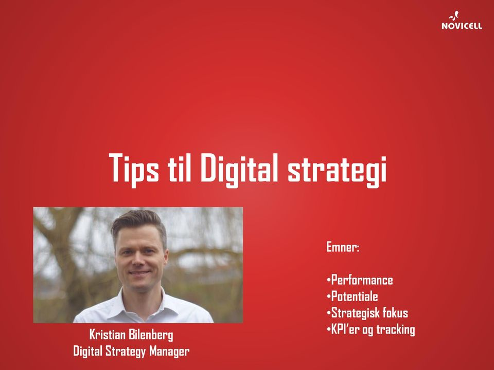Strategy Manager Performance