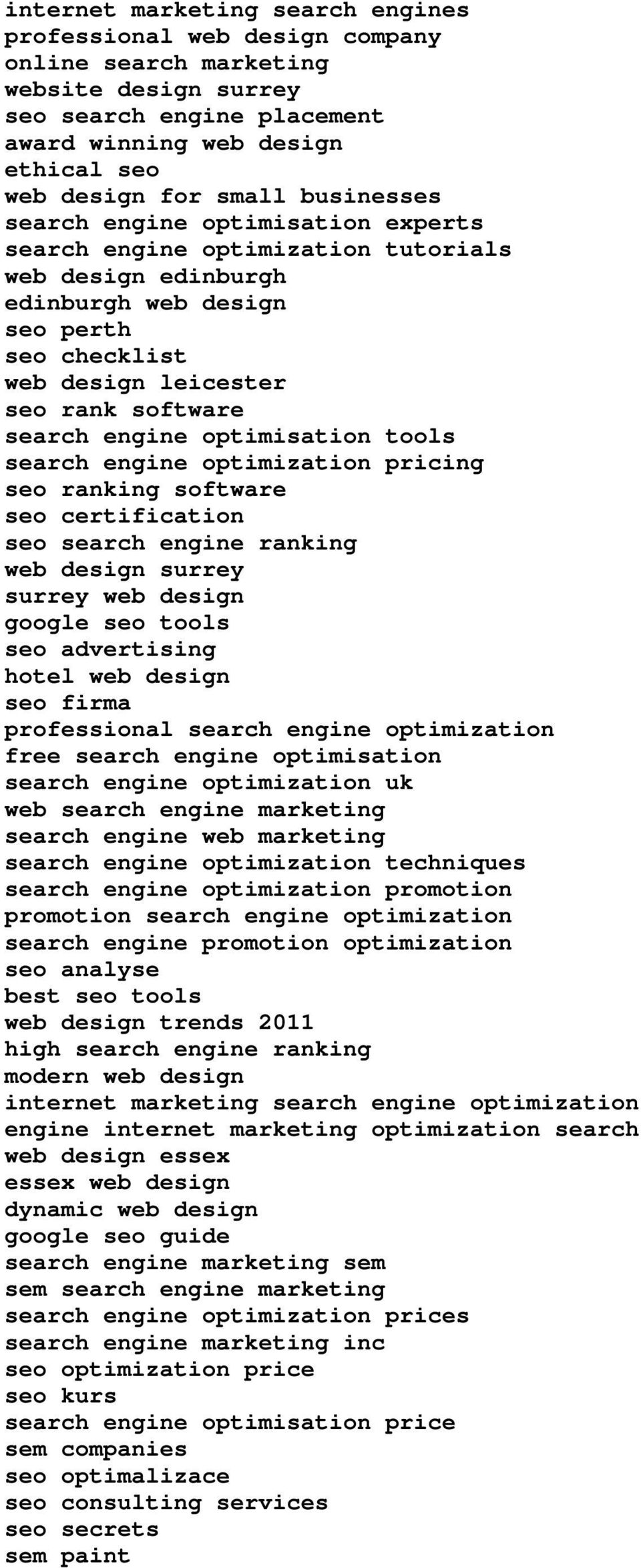 engine optimisation tools search engine optimization pricing seo ranking software seo certification seo search engine ranking web design surrey surrey web design google seo tools seo advertising