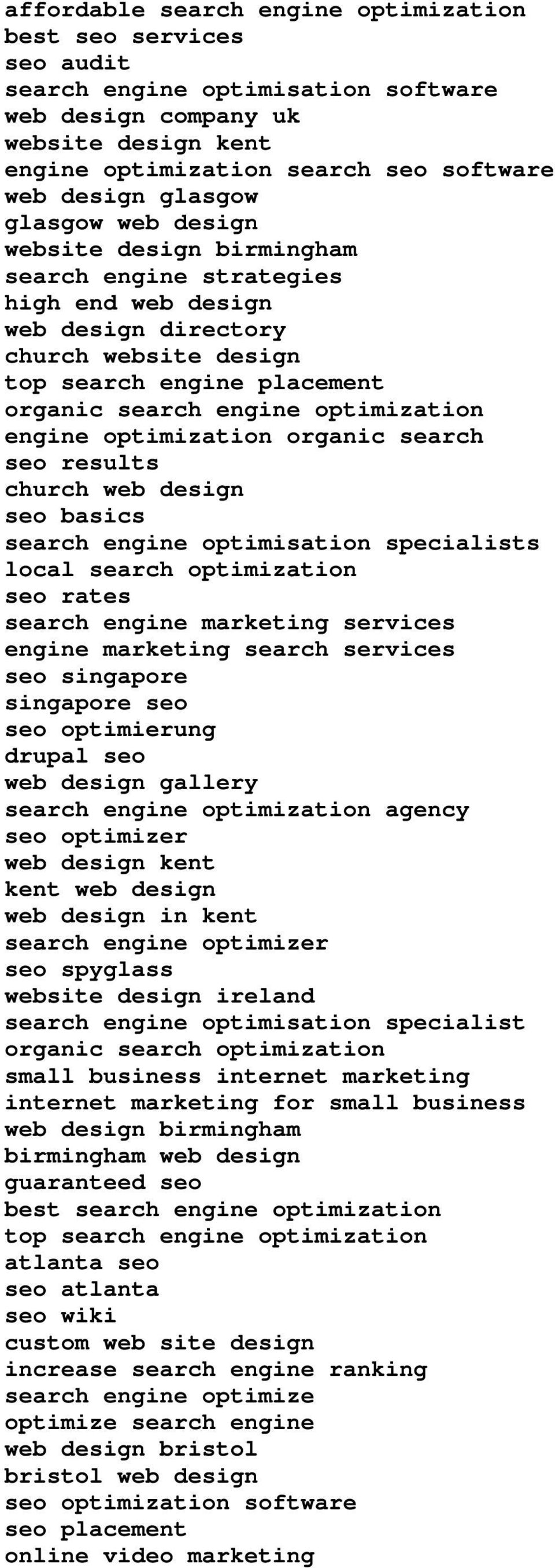 optimization engine optimization organic search seo results church web design seo basics search engine optimisation specialists local search optimization seo rates search engine marketing services