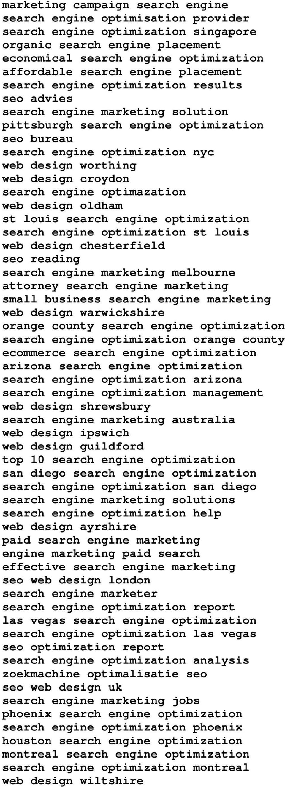 design croydon search engine optimazation web design oldham st louis search engine optimization search engine optimization st louis web design chesterfield seo reading search engine marketing