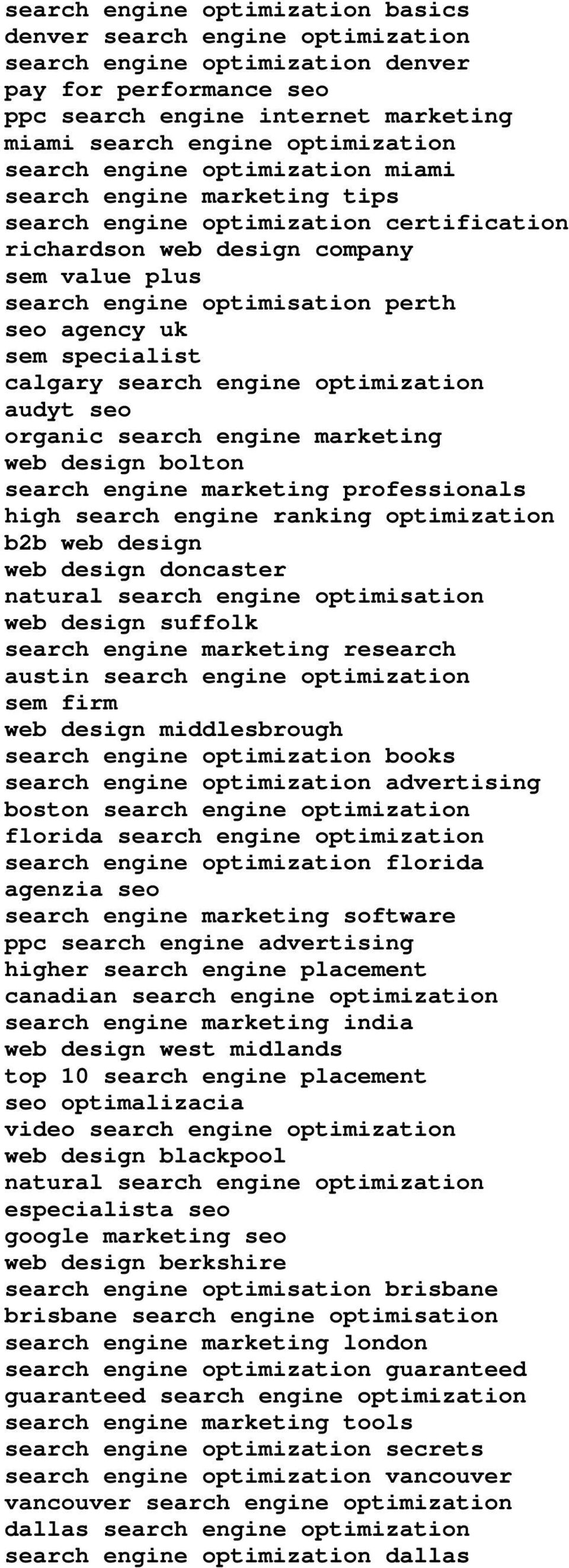 specialist calgary search engine optimization audyt seo organic search engine marketing web design bolton search engine marketing professionals high search engine ranking optimization b2b web design
