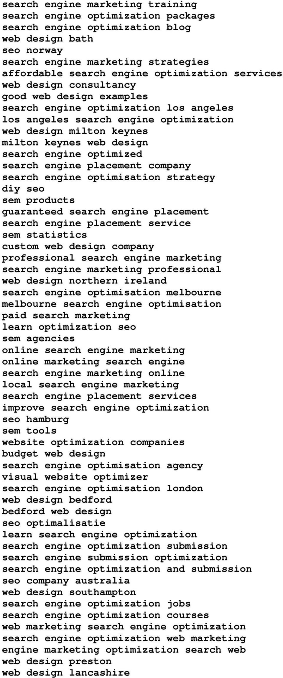 search engine optimized search engine placement company search engine optimisation strategy diy seo sem products guaranteed search engine placement search engine placement service sem statistics