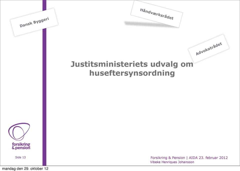 Justitsministeriets